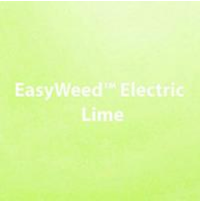 Electric Lime HTV