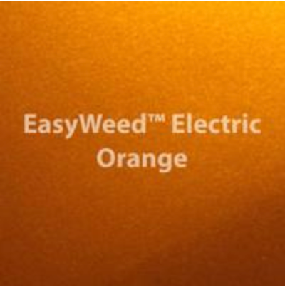 Electric Orange HTV