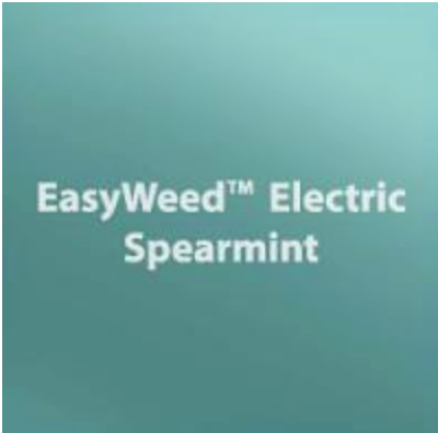 Electric Spearmint HTV