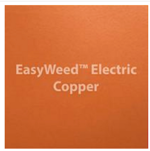 Electric Copper HTV