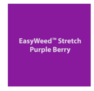 Purple Berry Stretch HTV