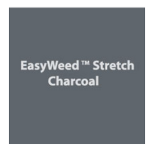 Charcoal Stretch HTV