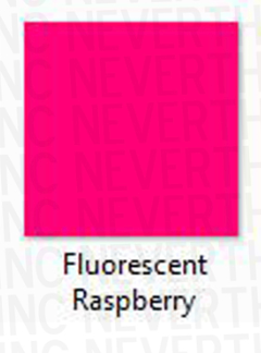 Raspberry Neon Smooth HTV