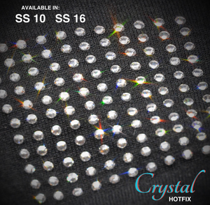 Crystal Hot Fix Rhinestones