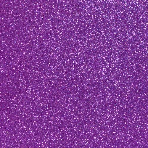 Purple Twinkle Reflective HTV