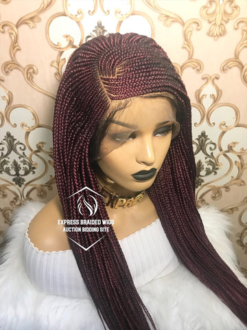Diamond 13*4 frontal