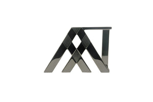 Belt Buckle - Dark Chrome - Antoni Manuel