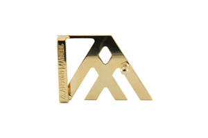 Belt Buckle - Gold