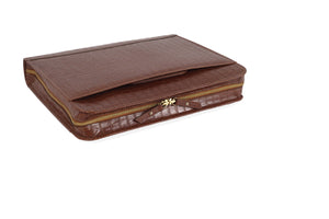Leather briefcase for men online
