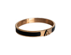 Rose Gold Kepler Bangle
