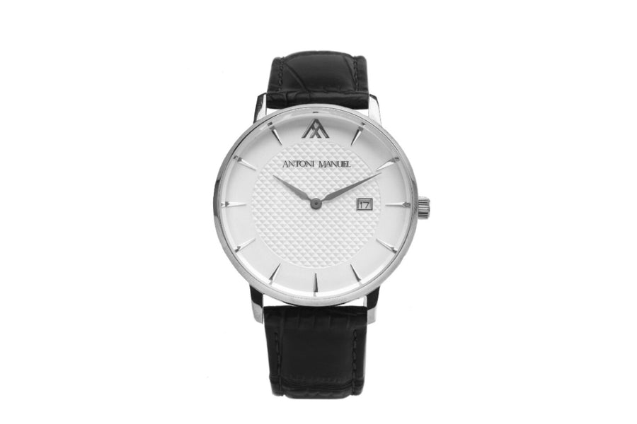 White Stainless Steal G.Miller Classico Watch - PRE-ORDER
