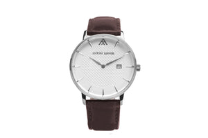 White Stainless Steal G.Miller Classico Watch - Antoni Manuel