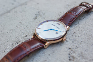 White G.Miller Classico Watch