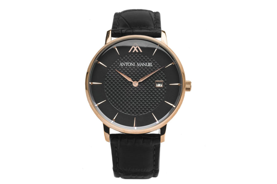 Black G.Miller Classico Watch