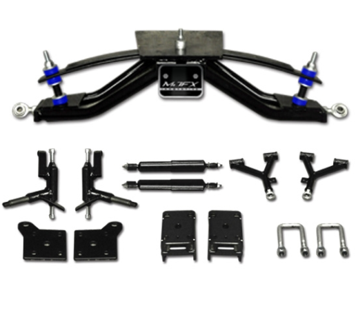 MJFX E-Z-Go RXV Electric 6 A-Arm Lift Kit