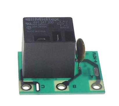 POWERWISE 2- RELAY BOARD ASSY