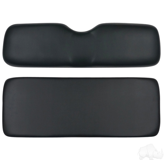 Cushion Set, Black, Universal Board, No Welt Pattern