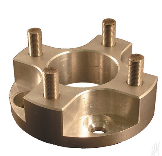 "Wheel Spacer Hub, 1.5"" w/ Stainless Steel Bolts"