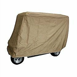 "Universal Storage Cover For 80"" Top Golf Cart with Rear Seat"