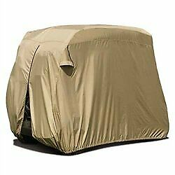 Universal Storage Cover For 6 Passenger Golf Cart