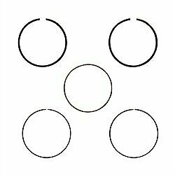Yamaha G11 G16 Golf Carts Standard Piston Ring Set