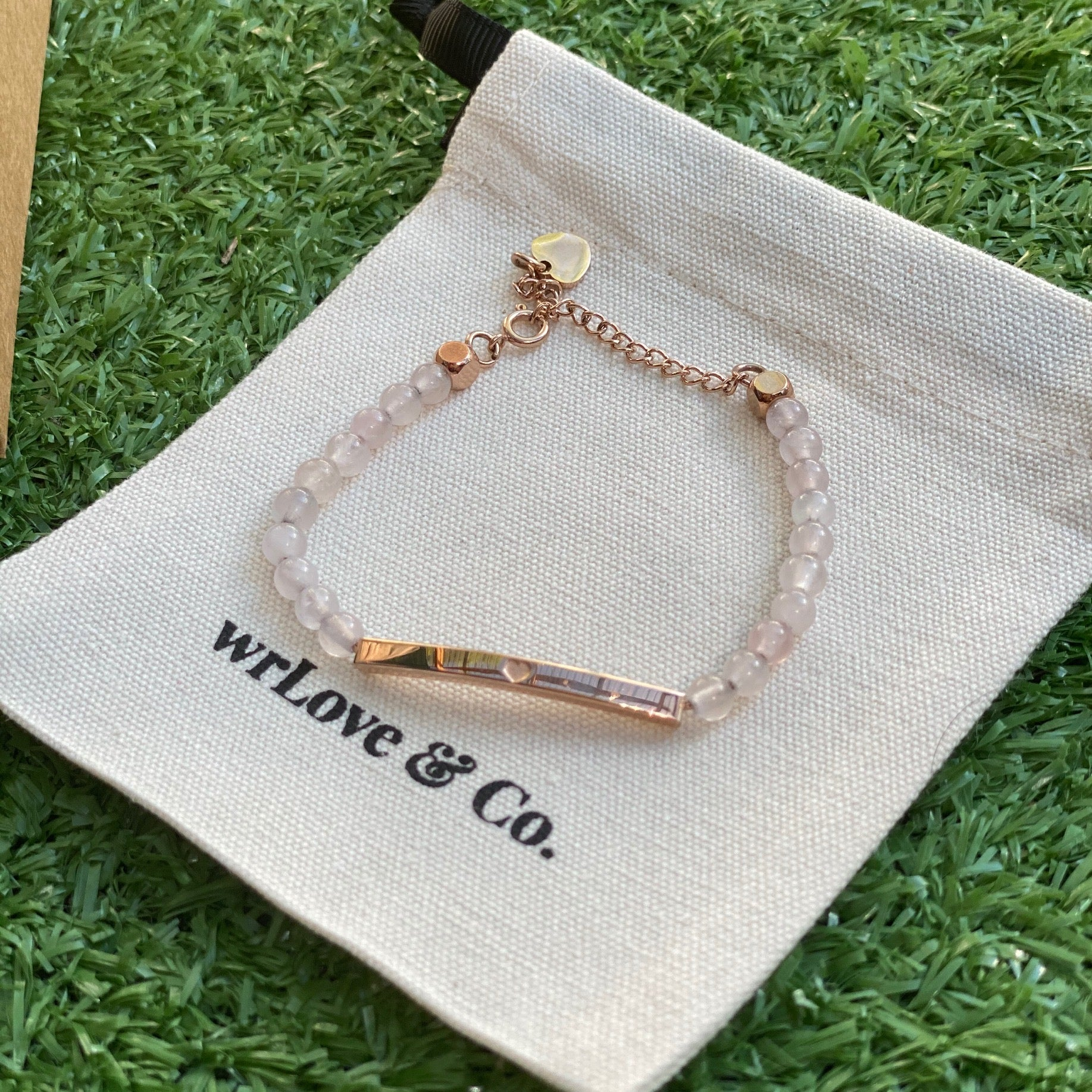 Rose Quartz - LOVE (for kids) - wrlove.co