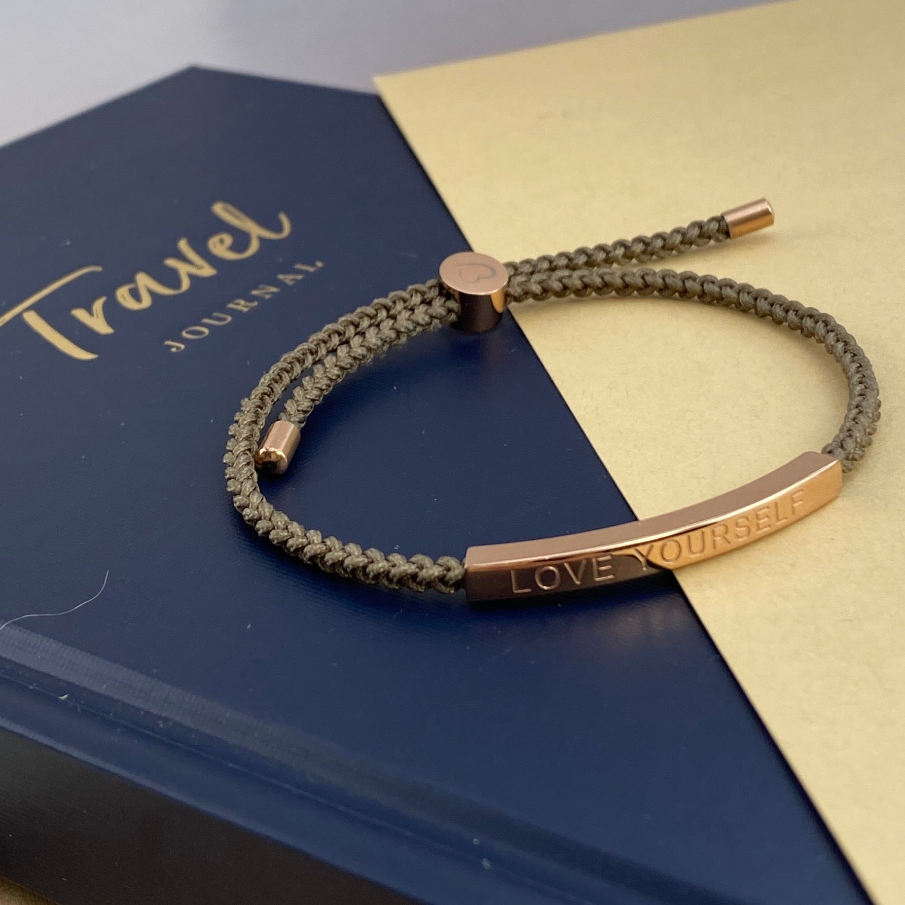 Love Yourself Bracelet - Personal Reminder