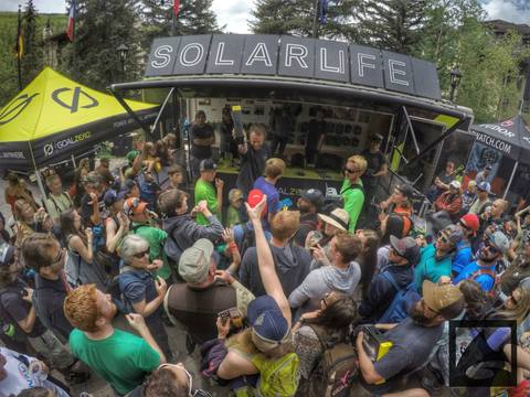 Top Five Reasons Not to Miss the GoPro Mountain Games.