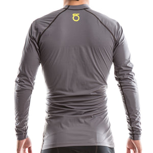 SeasonFive Men's Barrier atmos 1.0 shirt great for; kayaking, watersports, surfing, sailing, paddle boarding, fishing, snowsports, and as a base layer