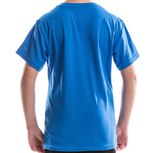 SeasonFive Youth's Yampas Atmos LT Tee great for; biking, fishing, sailing, paddle boarding, trails, surfing, sun protection, watersports, and any activewear