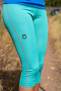 Women's Barrier Capri
