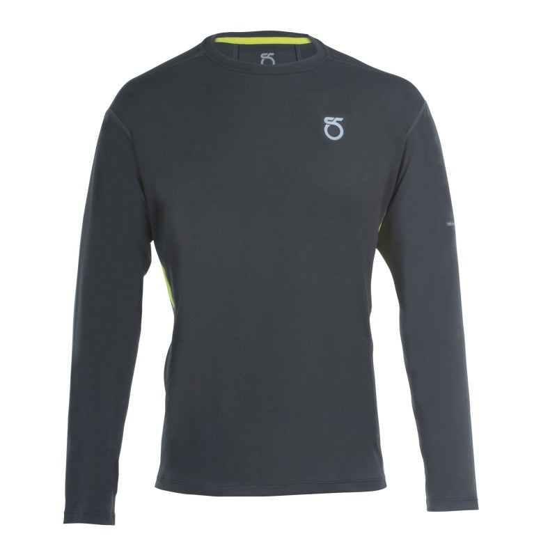 SeasonFive Men's Animas Atmos LT long sleeve activewear shirt great for; biking, watersports, surfing, sailing, paddle boarding, fishing, sun shirt, trail running