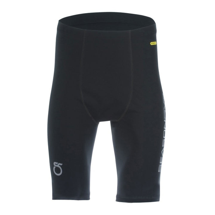 SeasonFive Men's Barrier Atmos 1.0 shorts great for; watersports, surfing, paddle boarding, and biking