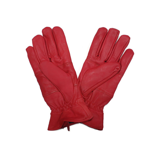 Women's Simple 100% Genuine Leather Gloves - Nab Leather Co