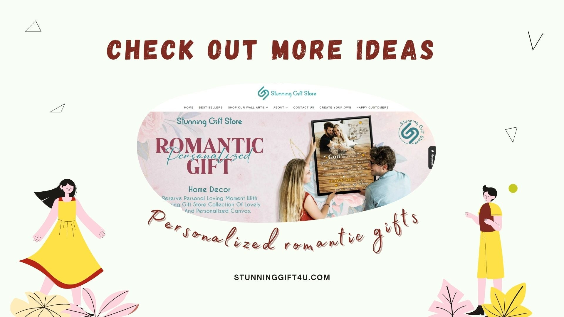 check out more ideas with personalized romantic gifts