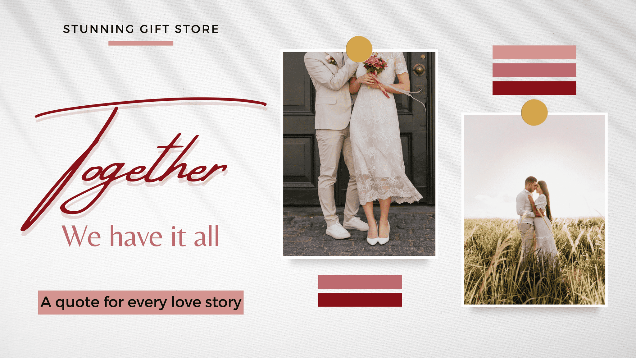 Together We Have It All Wall Art | Stunning Gift Blog