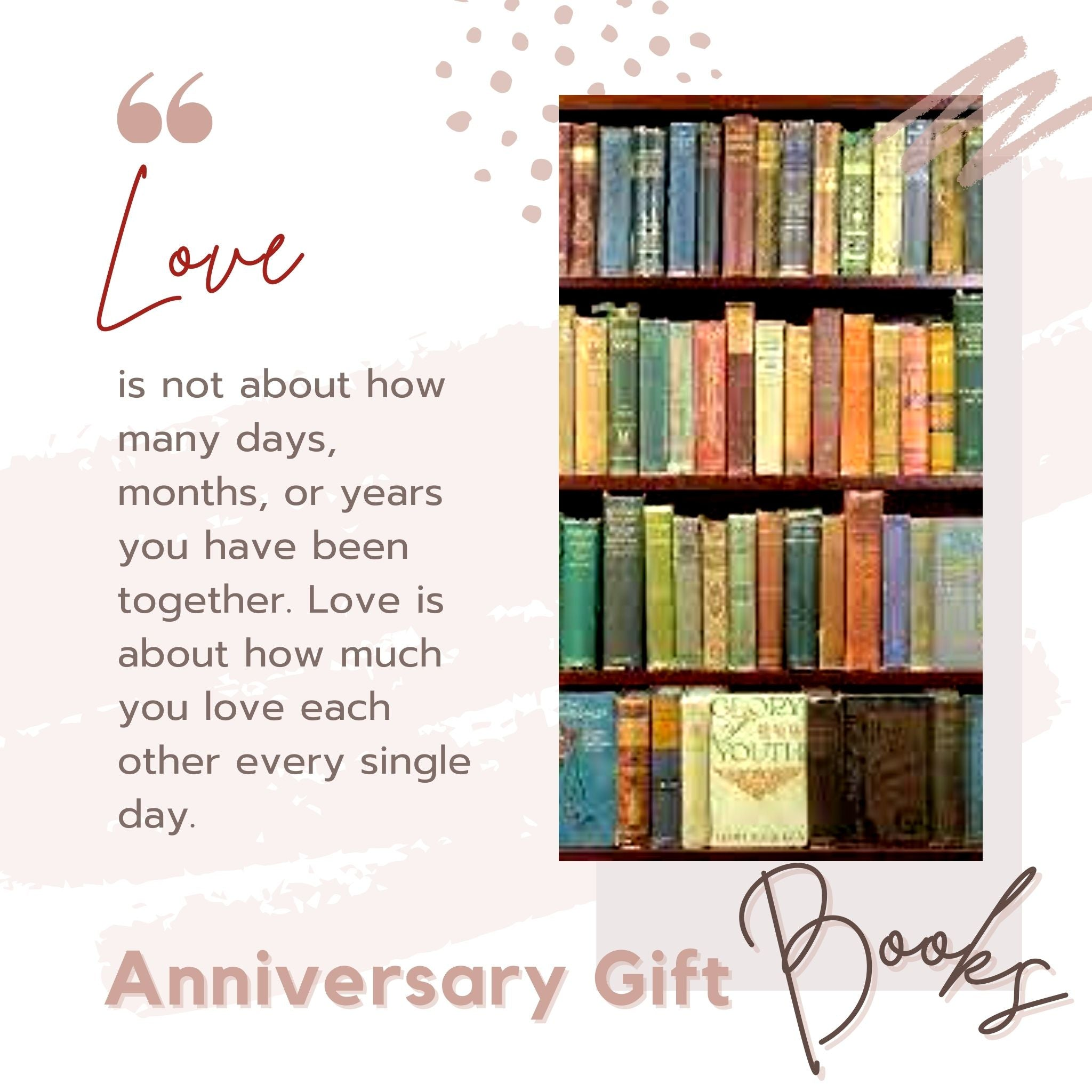 ANNIVERSARY GIFT IDEA GIFTS