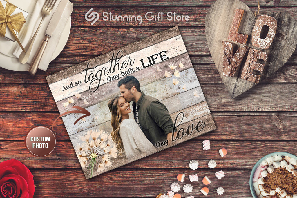 Stunning Gift Store Personalized Valentine's Day Gift For Couples
