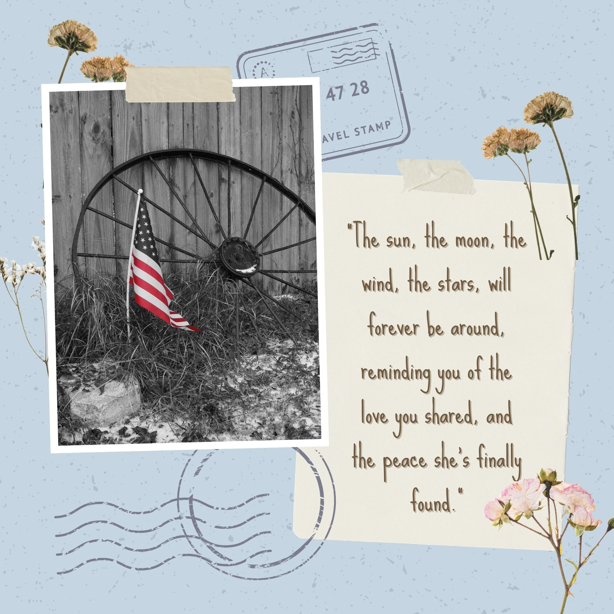 Sympathy meaning quotes on remembrance wall art gifts