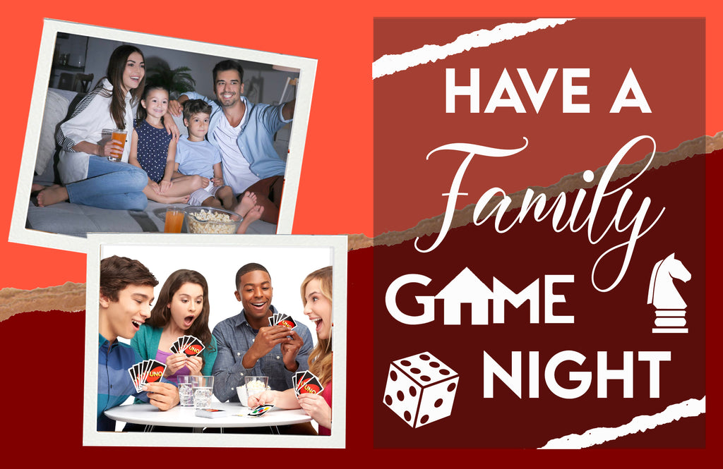 Stunning Gift Store Valentine's Day Blog Have A Family Game Night