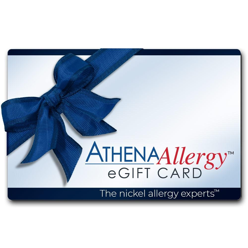 Athena Allergy Gift Card