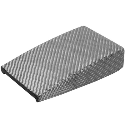 "Carbon Fiber Silver Weave Hook Buckle (1½"") by Nickel Smart - athenaallergy.com, nickel free"