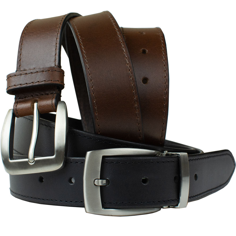 The Traveler Belt Set by Nickel Smart®
