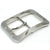 "Journeyman Center Bar Buckle (1½"")  by Nickel Smart®"