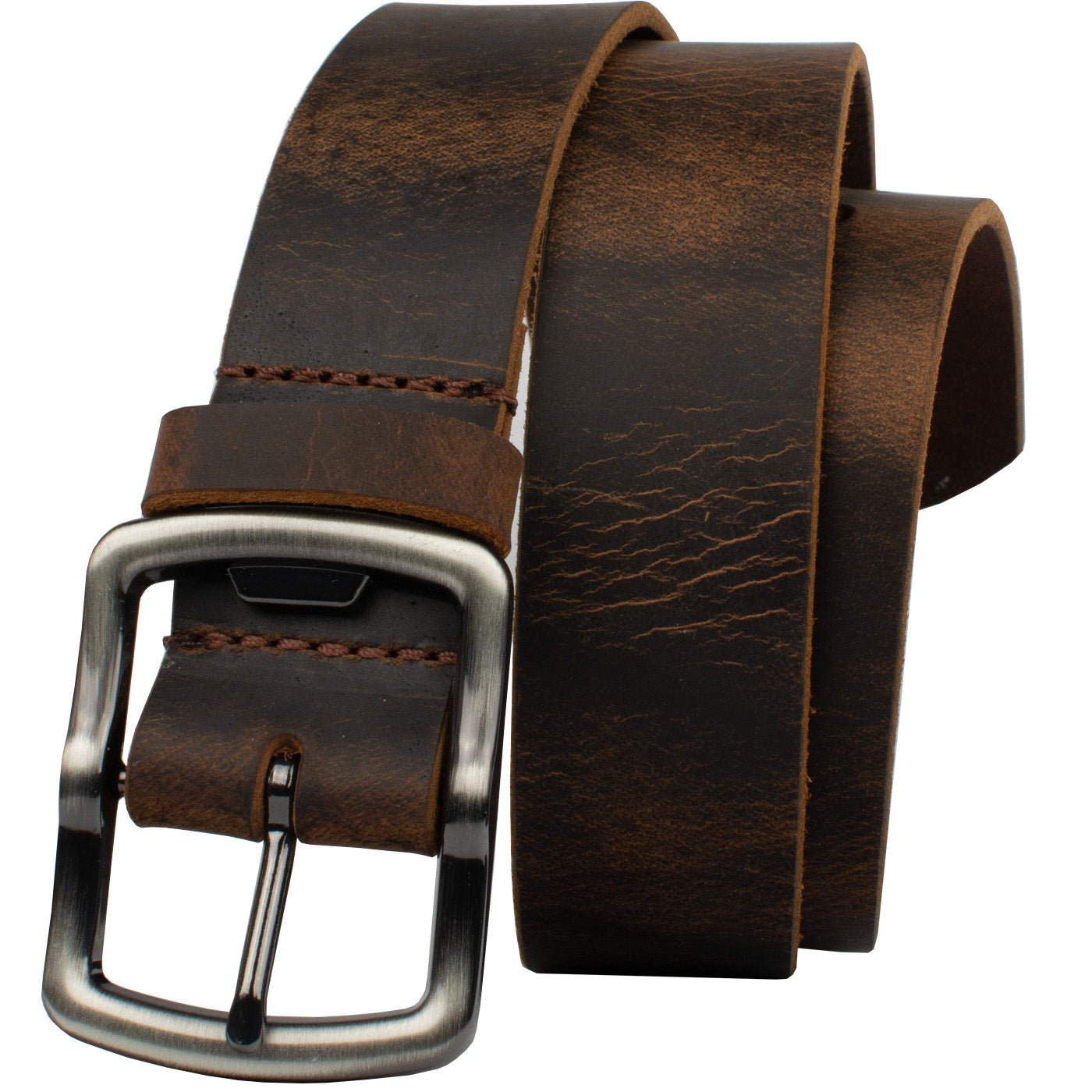 Rocky River Brown Belt by Nickel Smart - athenaallergy.com, nickel free