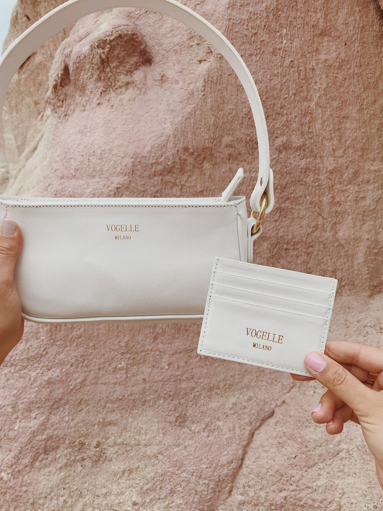 Card Holder - White