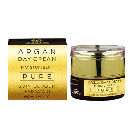 Argan Day Cream - Moisturiser - 50 ml