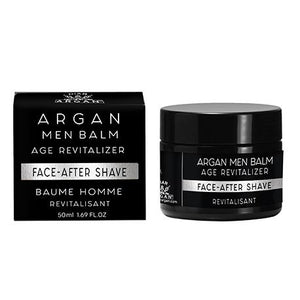 Argan Men Blam - Age revitalizer - 50 ml