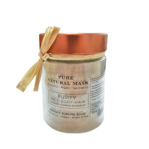 Pure Natural Mask - Natural beauty mask - 200g