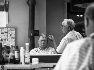 Barbershops of America - Central Barbershop